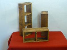 reclaimed wood shadow box display shelves Reclaimed Wood Projects, Pallet Projects, Wood Shadow Box, Display Shelves, Bookends, Honey, Etsy, Home Decor, Exhibition Stands