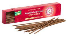 Kurukulle Love incense all natural ingredients made according to Ancient Tibetan Texts