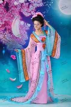 Top qualité Hanfu robe de danse Costume Ancient Chinese , Plus la taille vêtements Tang Costume Cosplay Costume femmes dans Danse chinoise folklorique de Nouveauté et une utilisation particulière sur AliExpress.com   Alibaba Group