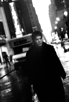 Al Pacino: photos by Sante D'Orazio
