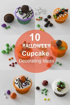 10 easy and affordable Halloween cupcake recipes