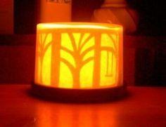 CD Case Night Light