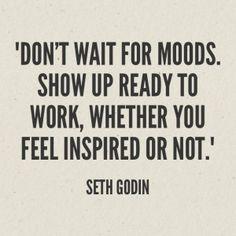 Quotable: Seth Godin on Motivation - Prof KRG Network Marketing Quotes, Seth Godin, Worth Quotes, Do It Anyway, Words Worth, Inspirational Quotes, Motivational, Good People, Inspire Me