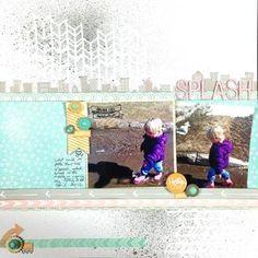 Splash by Brenna at Studio Calico