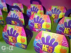 Cotillones HI-5!!!