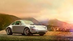 Singer Vehicle Design - Porshe 911 from 90's with modern mechanics
