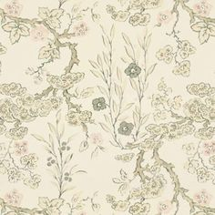Ralph Lauren TABLEY HOUSE FLORAL PETAL Wallpaper