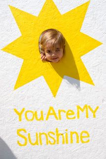 That's My Kind of Party: You Are My Sunshine  Maybe make sunflower instead of sun