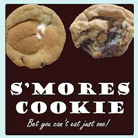 Carissa Miss: My Kind of S'mores Cookie
