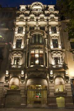Hotel Montecarlo On Las Ramblas Barcelona