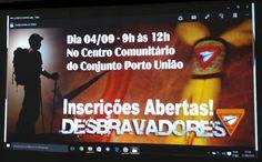 Jornal Sobral: Desbravadores - Inscrições Abertas