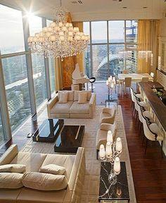 Multi-million dollar apartment