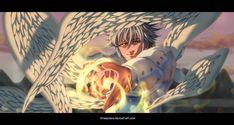 Nanatsu no Taizai 275 - Mael (Estarossa) by StingCunha on DeviantArt Princesa Elizabeth, Seven Deadly Sins Anime, 7 Deadly Sins, 4 Archangels, Fairy Tail, Manga Anime, All Is Lost, Fanart, Anime Meme