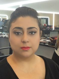 1930-40's makeup, session 25