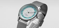 TRIWA - Watch - Azure Niben