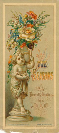The Seasons Ephemera