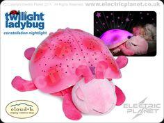 Ladybug Projection Night Light <3