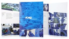 Acmo - Company Profile #design #industrial