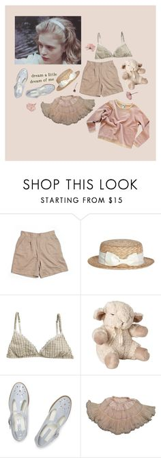 """Henry moodboard"" by private-school-bully ❤ liked on Polyvore featuring NIKE, Gap, American Apparel and La Vie en Rose"