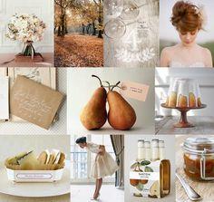 Caramel and Cream Wedding Inspiration Inspiration Boards, Autumn Inspiration, Color Inspiration, Wedding Inspiration, Wedding Ideas, Wedding Details, Wedding Stuff, Cream Wedding, Fall Wedding