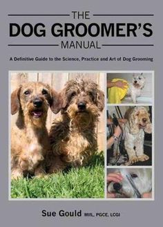 20 best dog grooming books images on pinterest best dogs pet the nook book ebook of the dog groomers manual a definitive guide to the science practice and art of dog grooming by sue gould at barnes noble solutioingenieria Image collections