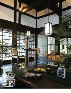 岩谷堂箪笥 LED和風ペンダント 60W相当   インテリア照明の通販 照明のライティングファクトリー Modern Japanese Interior, Japanese Modern, Modern Interior, Interior Design, Japanese Architecture, Architecture Design, Japanese Lighting, Japanese Style House, Natural Interior
