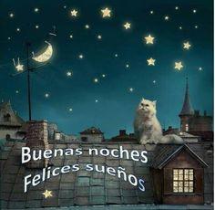 Buenas noches, felices sueños