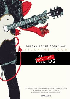 Queens of the Stone Age - Boneface - 2017 ----