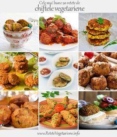 Vegetarian Recipes, Healthy Recipes, Healthy Food, Romanian Food, Raw Vegan, Muffin, Food And Drink, Veggies, Breakfast