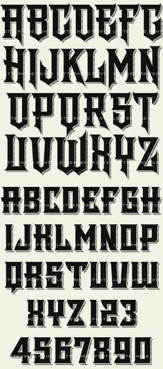 Letterhead Fonts / Shogun / Asian Fonts http://arcreactions.com/services/seo/