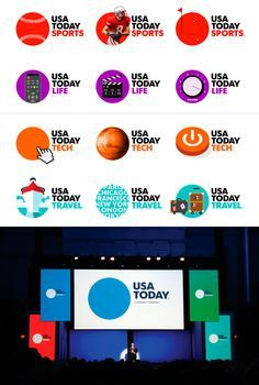 usa today brand guidelines - Google Search