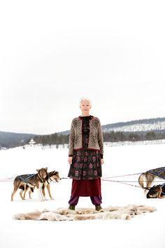 Gudrun Sjödén winter range - in pictures | Gudrun Sjödén winter | The Guardian