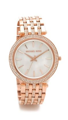 Michael Kors Everyday Bling Darci Watch