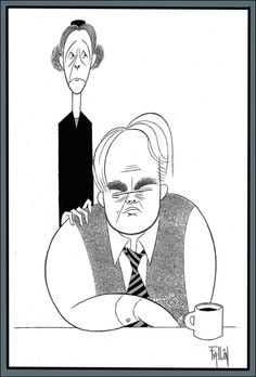 STAGE PORTRAIT: Philip Seymour Hoffman and Linda Emond in Death of a Salesman.