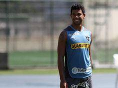 BotafogoDePrimeira: Mesmo sem gols, Wallyson se diz tranquilo para 'de...