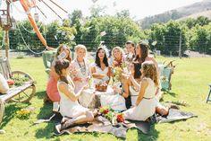 Rustic wedding. Coastal Country Girls! Tinker Tin Trailer Co.
