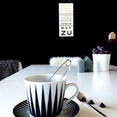 décoration noir et blanc; graphique; style scandinave; black and white decor; home decor; living; scandinavian inspiration