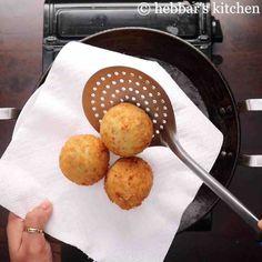 corn cheese balls recipe | how to make sweet corn & veg cheese balls Veg Cheese Balls Recipe, Cheese Ball Recipes, Snack Recipes, Snacks, Aaloo Recipe, How To Make Corn, Corn Cheese, Paneer Recipes, Sweet Corn