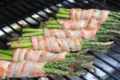 Team Traeger | Ultimate Traeger Sides: Bacon Wrapped Asparagus