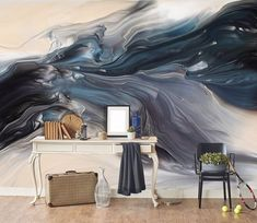 3d Wallpaper Abstract, Graffiti Wallpaper, Abstract Lines, Watercolor Walls, Watercolour, High Quality Wallpapers, Peel And Stick Wallpaper, Wall Murals, Colours