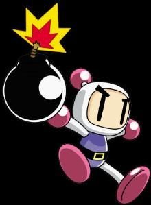 Bomberman! We still have this game on N64