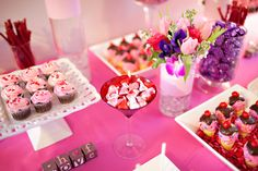 A Pink Explosion Baby Girl Celebration