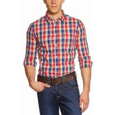 Mustang Jeans - Chemise - Homme, Mustang Jeans - Chemise...sur www.shopwiki.fr ! #jeans_homme #vetement_homme #mode_homme