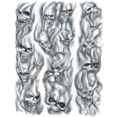Image result for smoke tattoo