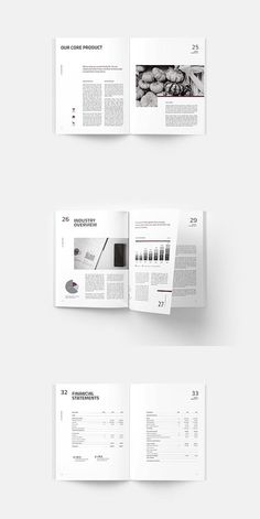 --- Annual Report is clean, modern and professional with strong typography make your report look professional. Page Layout Design, Magazine Layout Design, Brochure Cover Design, Brochure Template, Editorial Layout, Editorial Design, Dissertation Layout, Report Design Template, Annual Report Layout