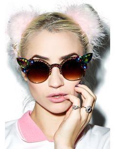 Her Tiny Teeth Tilly Sunglasses | Dolls Kill