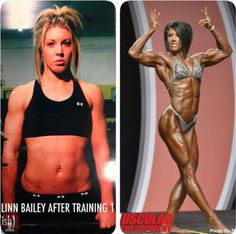 DLB's transformation! 10 years of hard work! :)