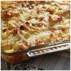 receta: tartiflette - Recipe: Tartiflette (http://ytanflamenca.blogspot.com)