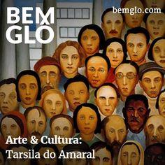 Vem saber tudo sobre Tarsila do Amaral, essa importante artista brasileira. Confira aqui>