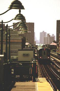 Bronx Bound